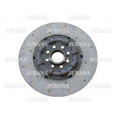 Diskas sankabos (minkštas) DT-75 (16 šlic.)