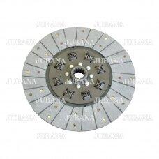 Diskas sankabos (spyruokl. dempferis) JUB851601130А3