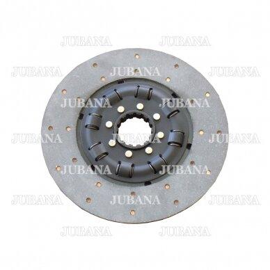 Diskas sankabos (kietas) DT-75 (14 šlicų)