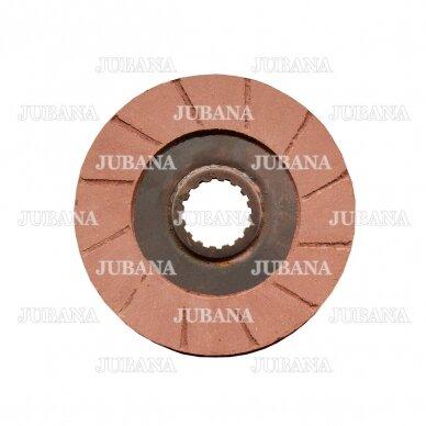 Diskas stabdžių (klijuotas) JUB853502040