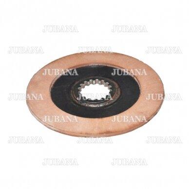 Diskas stabdžių (klijuotas) JUB853502040 2