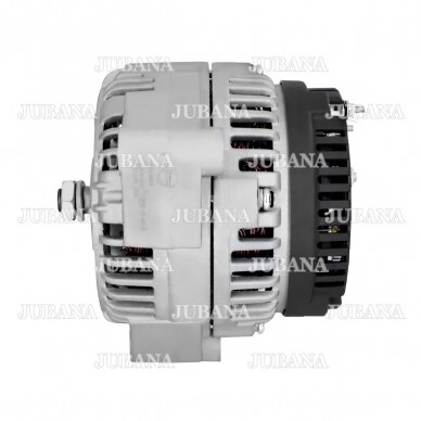 Generatorius 14V 150A; FENDT, JOHN DEERE 2