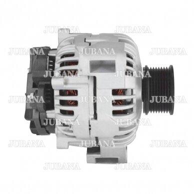 Generatorius 14V 200A; JOHN DEERE 2
