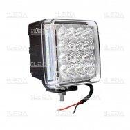 LED Darbo Žibintas 48W Kombinuoto spindulio EMC