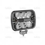 LED darbo žibintas 54W, (tolimo/artimo spindulio) EMC