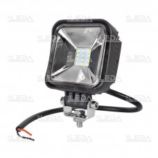 LED Darbo Žibintas 15W Plataus spindulio EMC