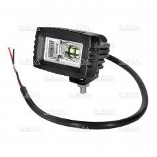 LED darbo žibintas 20W, (plataus spindulio) CREE