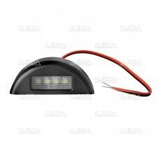 LED numerio apšvietimo žibintas 12/24V