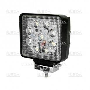 LED Darbo Žibintas 27W Siauro spindulio EMC