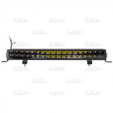 LED BAR Sertifikuotas žibintas 180W 15120lm Siauro L=53cm 2