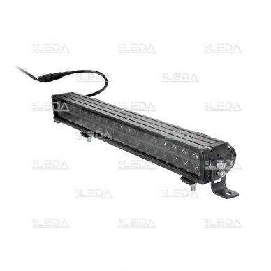 LED BAR Sertifikuotas žibintas 180W 15120lm Siauro L=53cm 4
