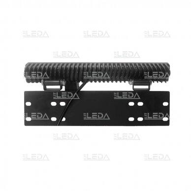 LED BAR Sertifikuotas žibintas su laikikliu 50W 4000lm L=38cm 3