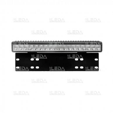LED BAR Sertifikuotas žibintas su laikikliu 50W 4000lm L=38cm 2