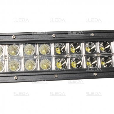 LED BAR Žibintas 120W 8000lm Combo L=62cm 3