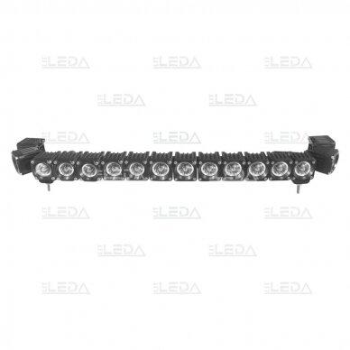 LED mini darbo žibintas 10W, (plataus spindulio) R10, EMC 6