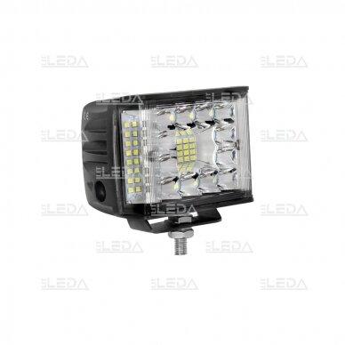 LED Darbo Žibintas 16W Kombinuoto spindulio