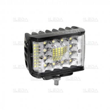 LED Darbo Žibintas 16W Kombinuoto spindulio 2