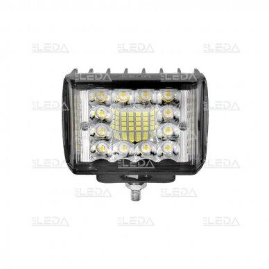 LED Darbo Žibintas 16W Kombinuoto spindulio 3