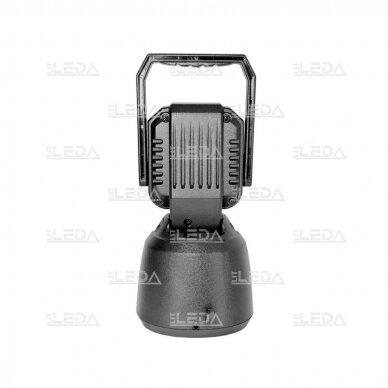 LED Darbo Žibintas 16W Pakraunamas 4