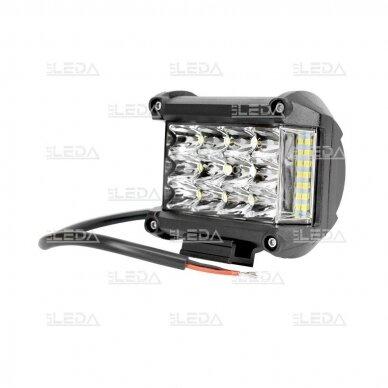 LED Darbo Žibintas 18W Kombinuoto spindulio 4