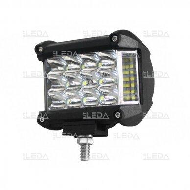 LED Darbo Žibintas 18W Kombinuoto spindulio