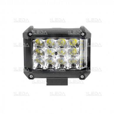 LED Darbo Žibintas 18W Kombinuoto spindulio 2