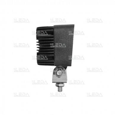 LED Darbo Žibintas 18W Plataus spindulio EMC 3