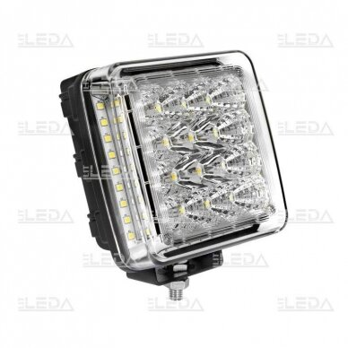 LED Darbo Žibintas 27W Kombinuoto spindulio EMC 2