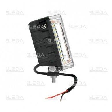 LED Darbo Žibintas 27W Kombinuoto spindulio EMC 3