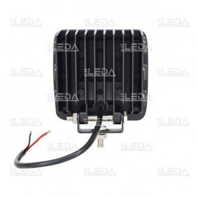 LED Darbo Žibintas 27W Kombinuoto spindulio EMC 4