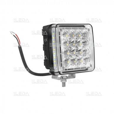 LED Darbo Žibintas 27W Kombinuoto spindulio EMC