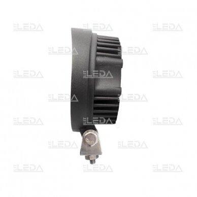 LED Darbo Žibintas 27W Plataus spindulio EMC 3