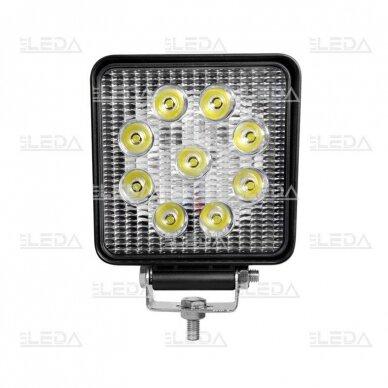 LED Darbo Žibintas 27W Siauro spindulio EMC 2