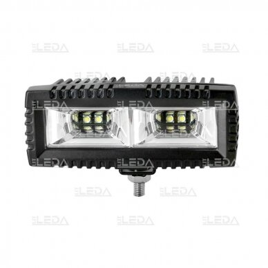 LED darbo žibintas 40W, (plataus spindulio), CREE 2