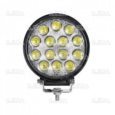 LED Darbo Žibintas 42W Plataus spindulio EMC