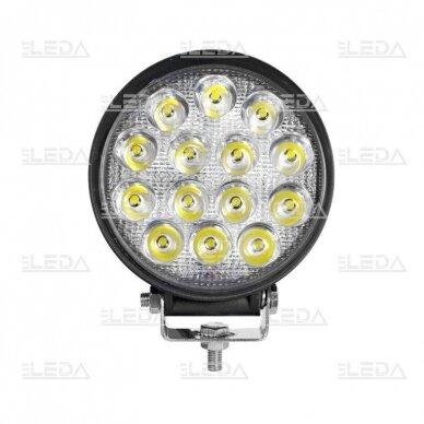LED Darbo Žibintas 42W Siauro spindulio EMC