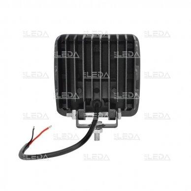 LED Darbo Žibintas 48W Kombinuoto spindulio EMC 3