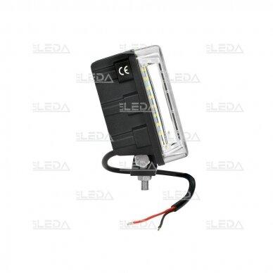 LED Darbo Žibintas 48W Kombinuoto spindulio EMC 4