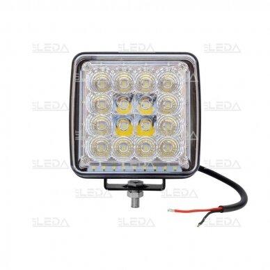 LED Darbo Žibintas 48W Kombinuoto spindulio EMC 5