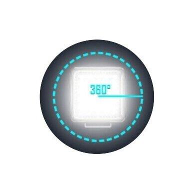 LED Darbo Žibintas 48W Kombinuoto spindulio EMC 6