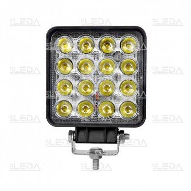 LED Darbo Žibintas 48W Plataus spindulio E9 EMC 3