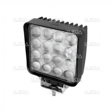 LED Darbo Žibintas 48W Plataus spindulio 5D lens EMC 4
