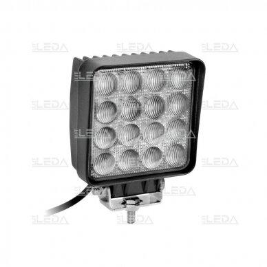 LED Darbo Žibintas 48W Plataus spindulio 5D lens EMC 5