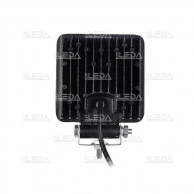 LED Darbo Žibintas 48W Plataus spindulio 5D lens EMC 6