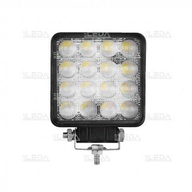 LED Darbo Žibintas 48W Plataus spindulio 5D lens EMC 2