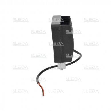 LED Darbo Žibintas 48W Plataus spindulio 5D lens EMC 7
