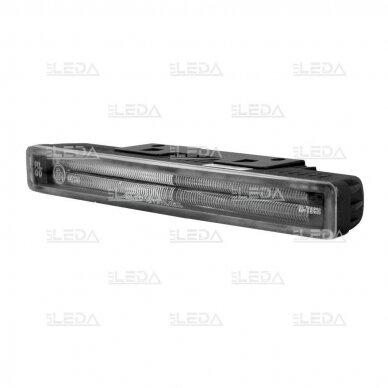 LED DRL dienos šviesos žibintai E4, R87 5