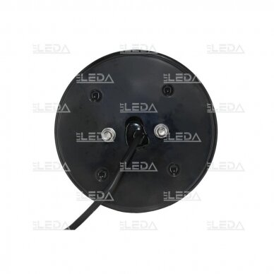 LED Galinis Žibintas 3 funkc., 12-24V, Ø136mm 4
