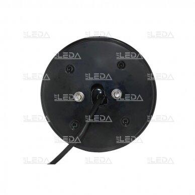 LED Galinis Žibintas 3 funkc., 12-24V, Ø136mm 3