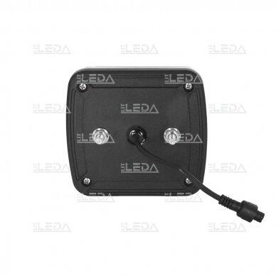 LED galinių žibintų komplektas 12-24V, (su laidais) 5